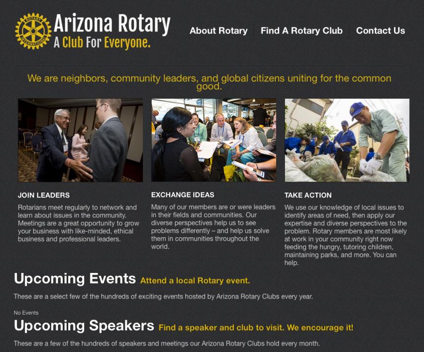 Rotary in Arizona