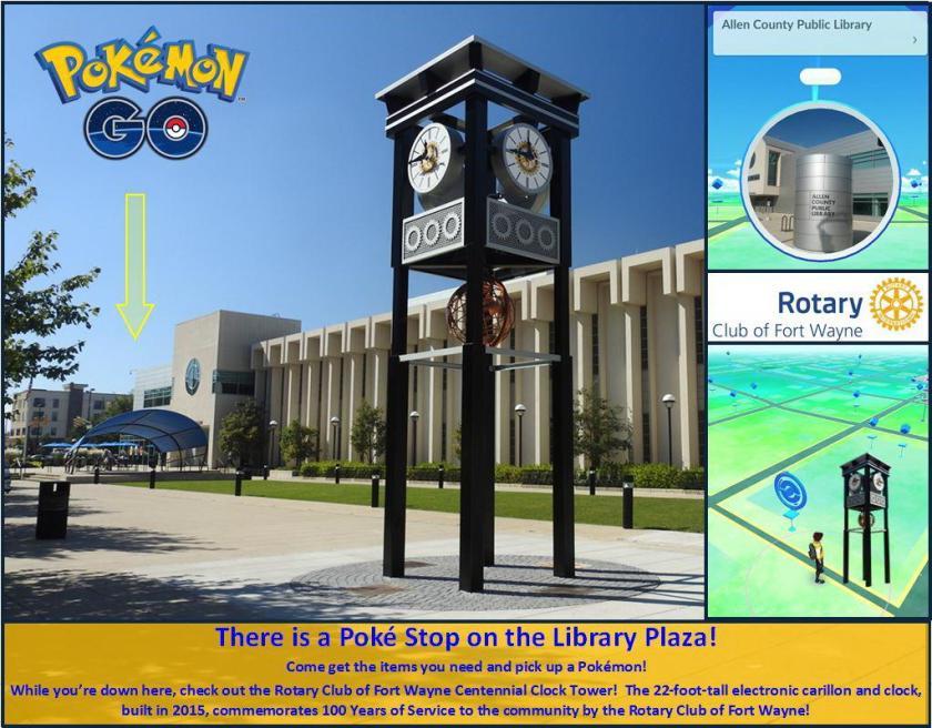 Rotary-Tower-Pokemon-Stop