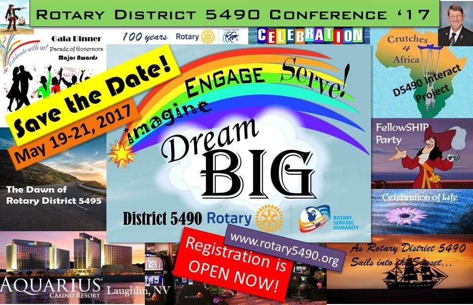 The Last District 5490 ConferenceEver!