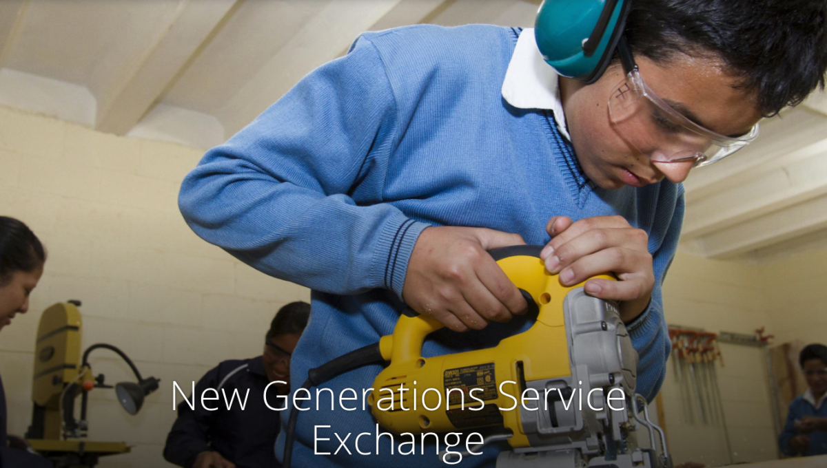 District 5495 New Generations Service Exchange