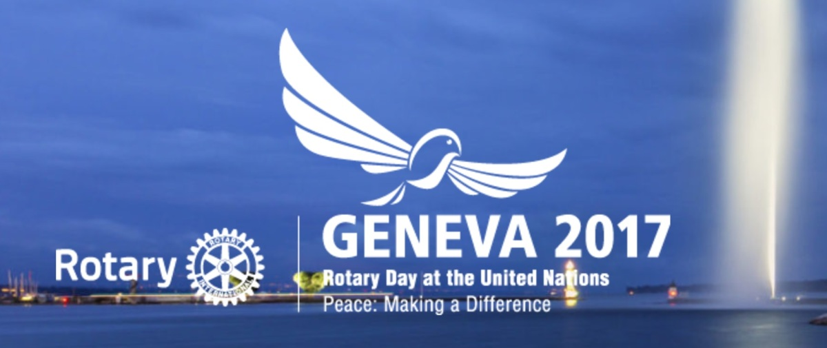 Rotary Day at the United Nations PushesPeace